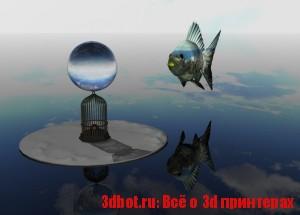 Софт для создания 3d моделей из текста