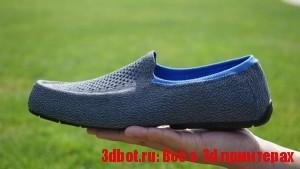 Производство обуви на 3D принтере