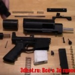 Shuty-MP1 — пистолет из 3d принтера