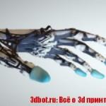 Создана рабочая роботизированная рука