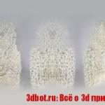 3D печать мебели
