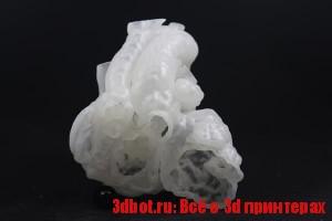 3D печатная модель сердца