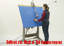 3D принтер  для незрячих