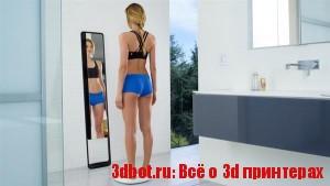 3д сканирующее зеркало
