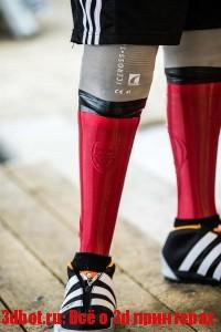 3D печатаные протезы для ног