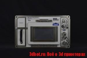 3D принтер на Международной Космической Станции