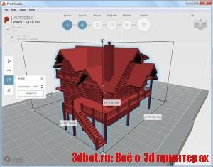 AutoCAD 2017 поддерживает 3D печать