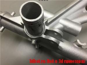 3d печать в области автомобилестроения