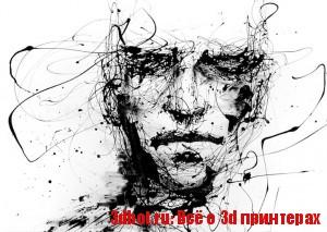 3D печать в традиционной живописи