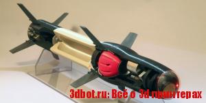 Ракеты делают на 3d принтере