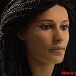 3D технологии помогли воссоздать облик древнеегипетской женщины