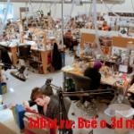 3D печать в кукольной мультипликации