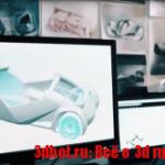Автомобиль-дрон напечатали на 3D принтере