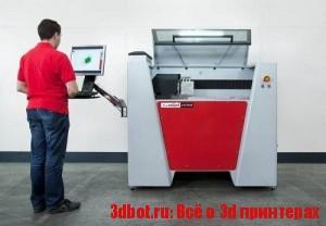 Метод 3D печати гладкой керамики