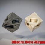 3D печать корпусов роботов с амортизацией