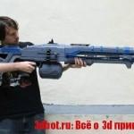 Перспективы 3D печатного оружия