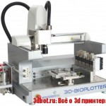 Доступна 3d печать биоматериалом временных костей человека