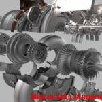 Завод по производству 3D печатных турбовинтовых двигателей