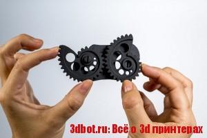 Комплектующие для серийных 3D-принтеров Hewlett Packard будет производиться за счет 3D-печати