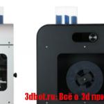 3devo NEXT — настольные экструдеры для производства филамента