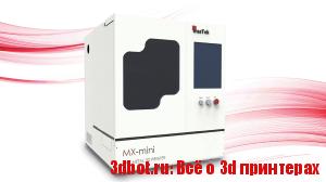 MX-Mini - 3D принтер для печати металлами