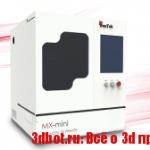 MX-Mini — 3D принтер для печати металлами