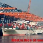 3D печать используется для производства корабельных запасных частей