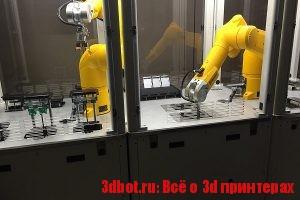 Скоростной 3D принтер Figure 4