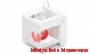 BQ Witbox Go! - 3D принтер на Android