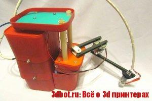 RoboPrinter - 3D принтер для дома и образования