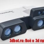 Инфракрасный 3D сканер