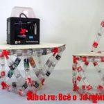 3D печать для сохранения экологии