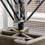 3D принтер для печати малых архитектурных форм