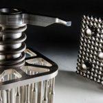 3D печатная деталь в ядерном реакторе