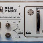 Фотополимерная 3D печать в космосе