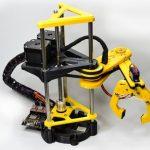 3D-печатный робот-манипулятор