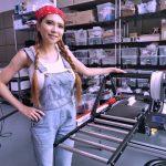 3D-принтер для печати сверхдлинных изделий
