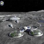 Лунную базу построят при помощи 3D принтера