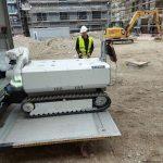 Строительный робот Baubot