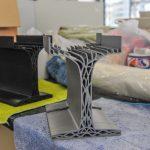 3D печатная альтернатива железобетонным балкам
